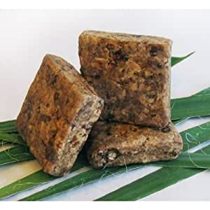 African Black Soap 100% Pure Raw 8 oz.