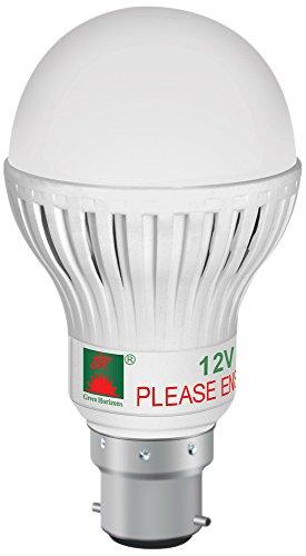 5W White LED Bulb