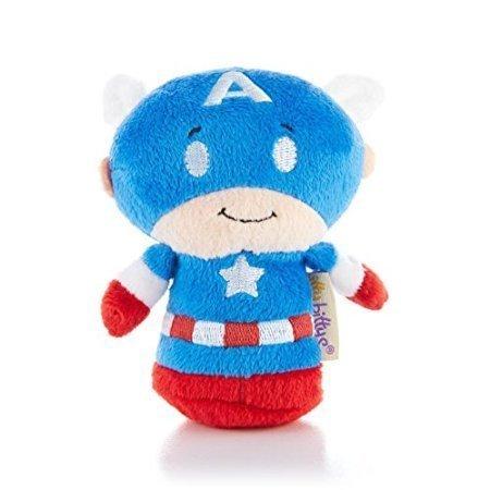 Hallmark Kid3258 Itty Bittys - Captain America