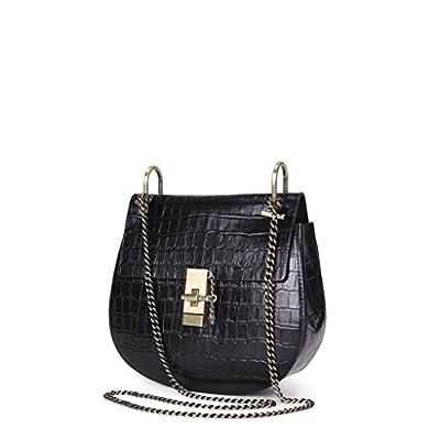 Iuha grain leather small chain shoulder bag