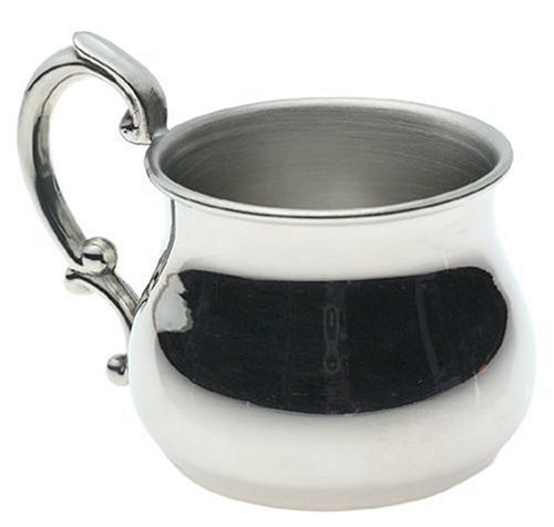 Pewter Baby Cup (Discontinued by Manufacturer) - 1