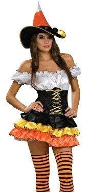 Secret Wishes  Candy Corn Cutie Costume, Orange, Small (Candy Corn Costume compare prices)