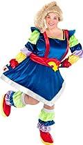 Big Sale Best Cheap Deals Women's Plus Size Rainblow Brite Halloween Costume