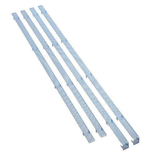 BitFenix Mesh-Stripes per Shinobi XL - blue