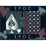Copag Special Epoc Design 100% Plastic Playing Cards - 2 Decks