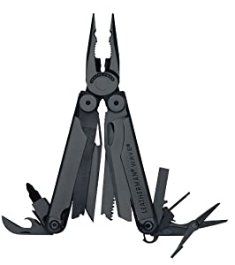 Wave Multi-tool with Nylon Shealth and Cap Crimper