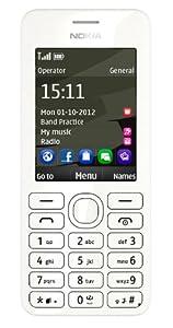 Nokia Asha 206 - Móvil libre (pantalla de 2,4