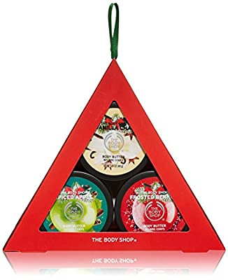 Best Cheap Deal for The Body Shop Seasonal Butter Trio Gift Set by Buth-na-Bodhaige Inc, d/b/a The Body Shop - Free 2 Day Shipping Available
