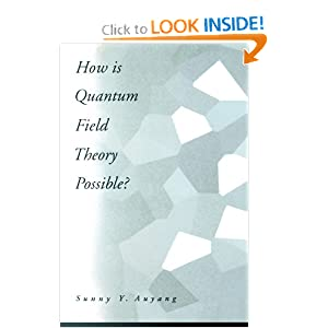 How is quantum field theory possible Sunny Y. Auyang