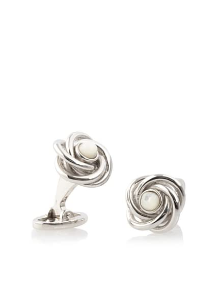 Jan Leslie Men's Twisted Cufflinks