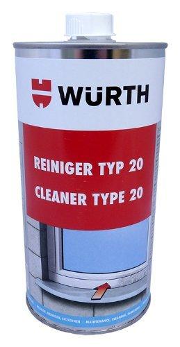 wurth-detergente-plastica-pulitore-tipo-20