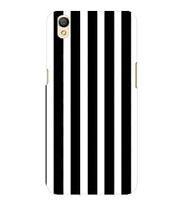EPICCASE crossing lane Mobile Back Case Cover For OPPO A37 (Designer Case)