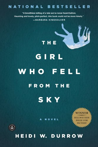 Heidi W. Durrow - The Girl Who Fell from the Sky