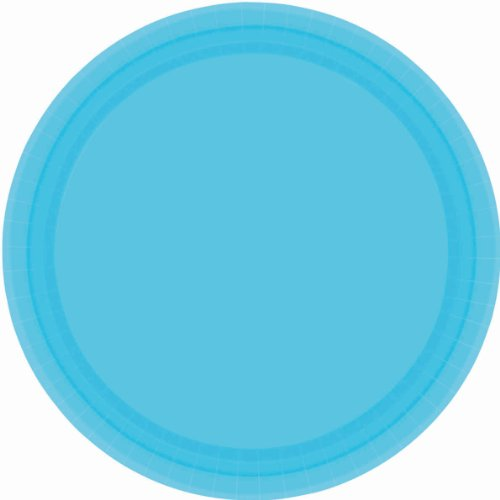 Caribbean Paper Dinner Plates (20ct)