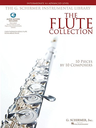 The Flûte Collection (G. Schirmer Instrumental Library)