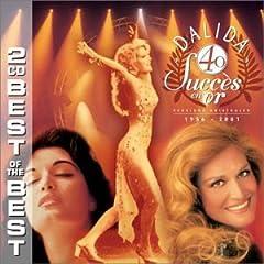 Dalida - 40 succes en or (2001)