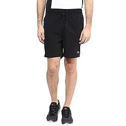 Ajile by Pantaloons Mens Regular Fit Shorts Black XL