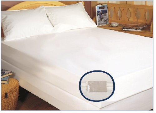 Full Size Mattress Pad front-1059748