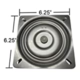 6.25 Replacement Bar Stool Swivel Plate - Made in the USA - S4695 by chairpartsonline