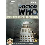 Doctor Who - Remembrance Of The Daleks [DVD] [1987]by Sylvester McCoy