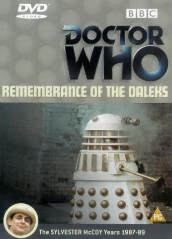 Doctor Who - Remembrance Of The Daleks [DVD]