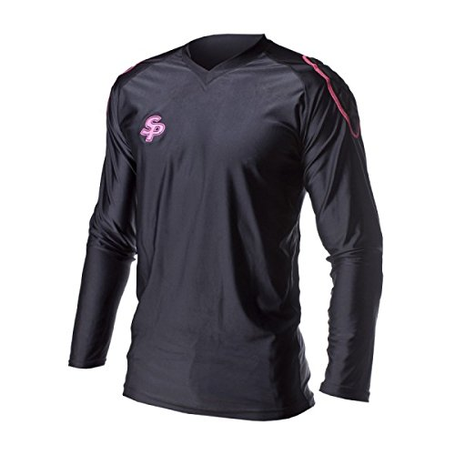 soloporteros-t-shirt-en-lycra-in-hi-5-noir-l-noir