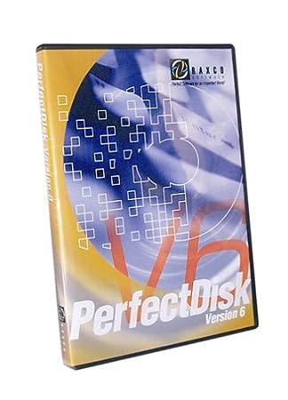 PerfectDisk v6.0 Single User - Disk Defragmentation for Windows