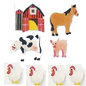 Farm Animal(41199) Shaped