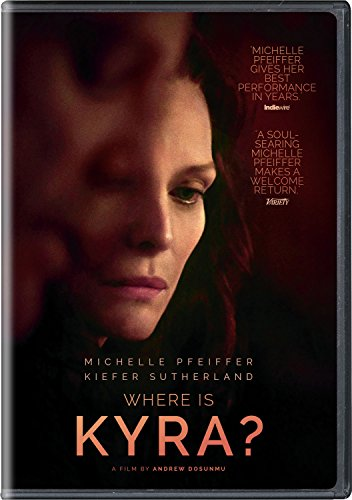 DVD : Where Is Kyra? (DVD)
