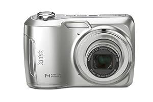 Kodak EasyShare C195 Digital Camera - Silver (14 MP,5x Optical Zoom 3.0 inch LCD)