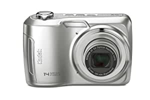 Kodak EasyShare C195 Digital Camera - Silver (14 MP,5x Optical Zoom 3.0 inch LCD)