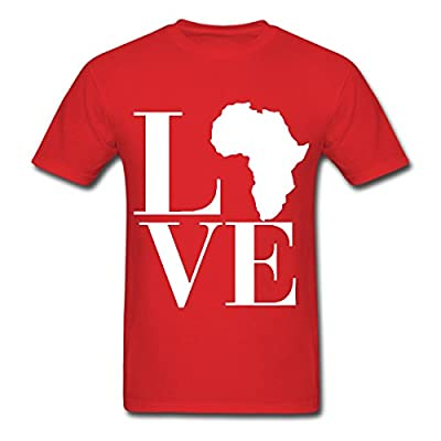Love Africa Men's T-Shirt