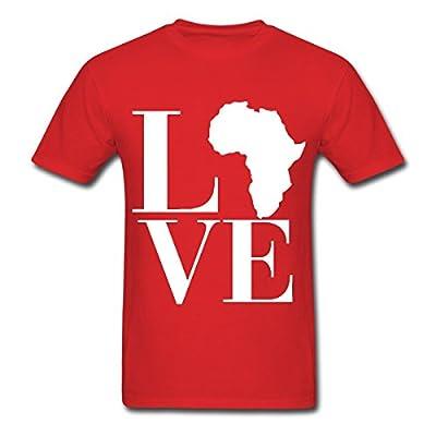 Love Africa Men's T-Shirt