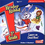 Brand New Learning Company Reader Rabbit 1st