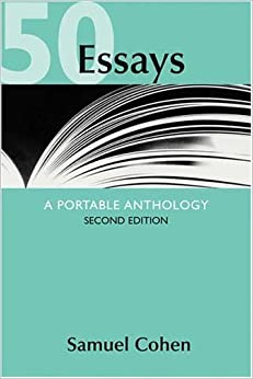 50 essays a portable anthology 2nd edition online
