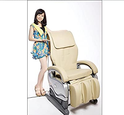 Electric Full Body Shiatsu Massage Chair Recliner Chair with Mp3 8881