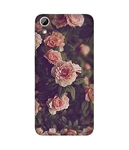 Beautiful Flower HTC Desire 626 Case