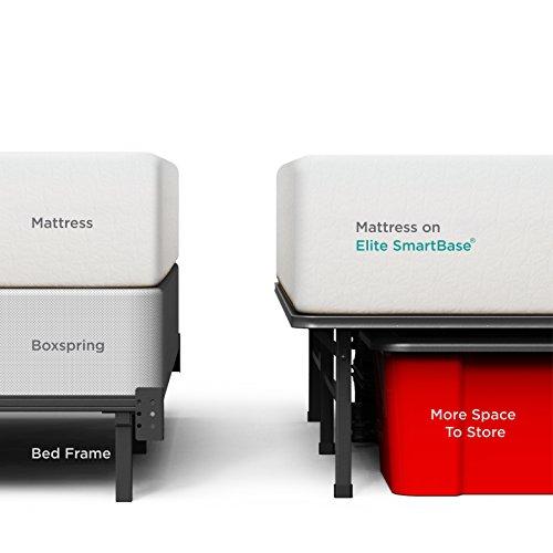 Zinus Smartbase Elite Mattress Foundation Platform Bed