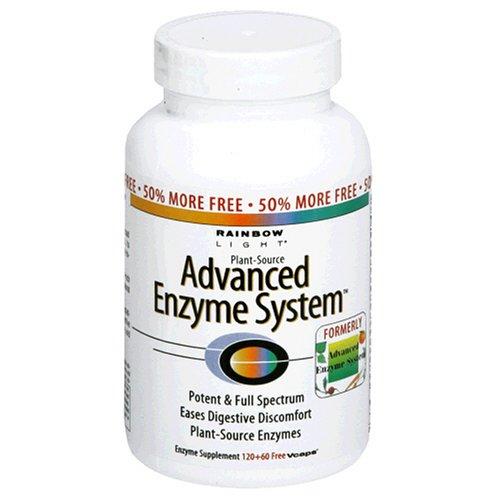 Rainbow Light Système d'enzymes d'origine