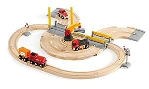 BRIO Rail and Road Crane Set (33208)