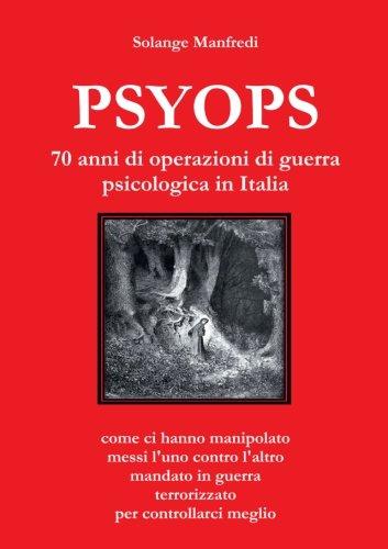 Psyops (Italian Edition) (Cia Italian compare prices)
