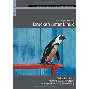 eBook Cover für  Drucken unter Linux Drucken wie die Linux Profis