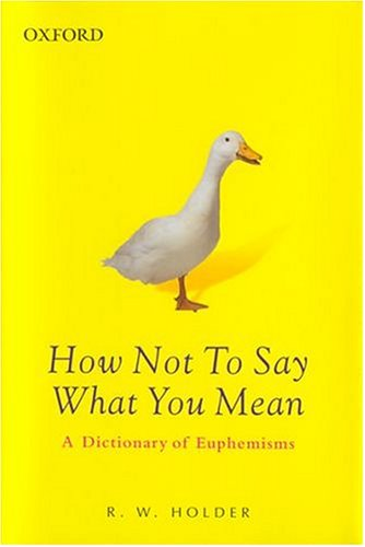 How Not to Say what You Mean