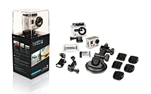GoPro Kamera HD  Hero2 Motorsports Edition