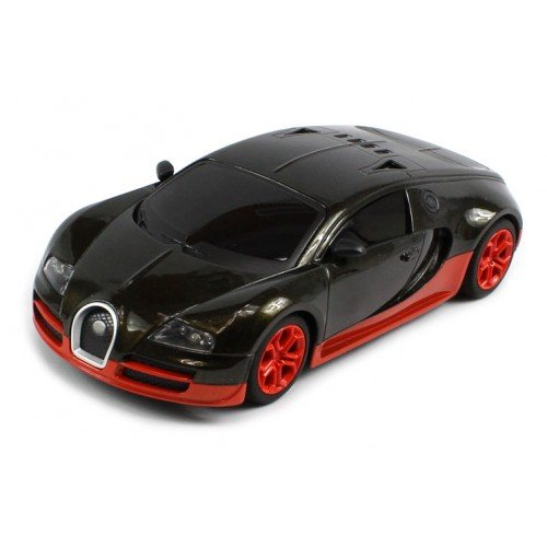 Electric METAL Full Function Diecast 1:24 Bugatti Veyron Grand Sport RTR RC Car Remote Control w/ Rechargeable Batteries