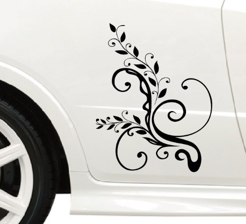 dd-dotzler-design-v1-fiori-viticci-45-x-30-cm-adesivo-per-auto-nero