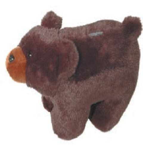 Plush Coin Bank- Bear - 1