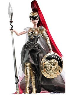 Buy Barbie Athena (Gold Label)