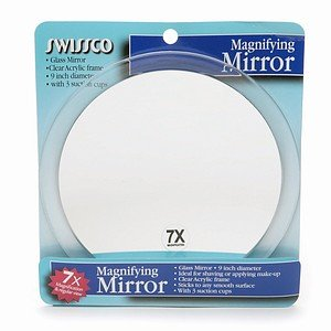 Magnifying Mirror Suction Cups front-535139