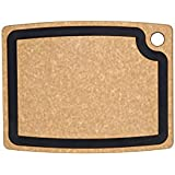 Epicurean Gourmet Series Cutting Board, 14.5-Inch by 11.25-Inch, Natural/Slate